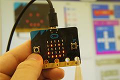 【10月】micro:bitでコンピュータープログラミング体験!