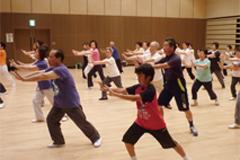 【事前申込】【6月】おはよう教室健康太極拳(5日制)